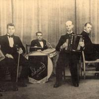The first band