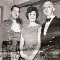 Kenneth McKellar Elizabeth Robson and Sir Jimmy in 1959